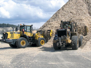 Caterpillar 966F wheel loader | © Hägele GmbH - Cleanfix