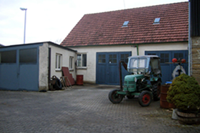 Agricultural machinery shop of Ludwig Haegele at Schorndorf, Germany | © Hägele GmbH - Cleanfix